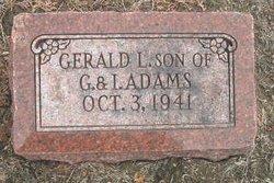 Gerald L Adams