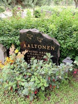 Sylvi Elviira <i>Palonkari</i> Aaltonen