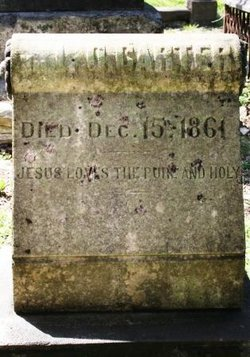 Louisa D. <i>Rust</i> Carter
