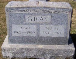 Sarah Saressa <i>Stowers</i> Gray