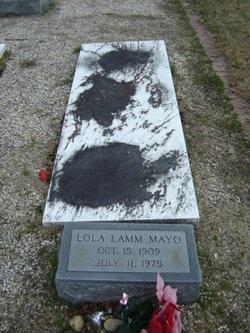 Lola Grace <i>Lamm</i> Mayo