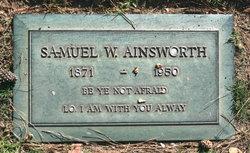 Samuel William Ainsworth