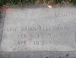 Eric Brian Ellenburg