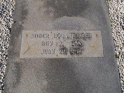 Homer Lee Hallman