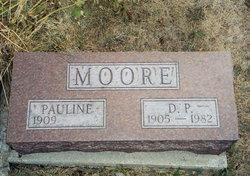 Pauline Marie <i>Parrish</i> Moore