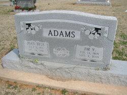 Joan <i>True</i> Adams