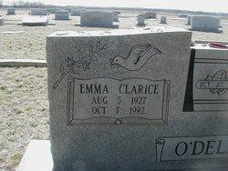 Emma Clarice <i>Bishop</i> O'Dell