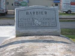 Ethel <i>Granger</i> Barbier