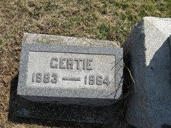 Gertrude Minerva Gertie <i>Glatfelter</i> Bubb