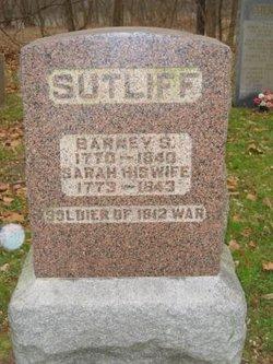 Barney S. Sutliff
