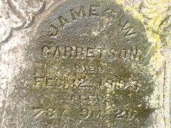 James W. Garretson