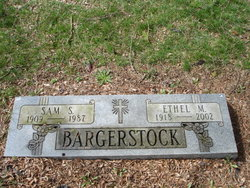 Ethel M. <i>Carney</i> Bargerstock
