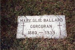 Mary Olivia <i>Ballard</i> Corcoran