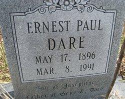 Ernest Paul Dare