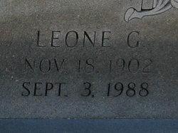 Leone G <i>Brooks</i> Beck