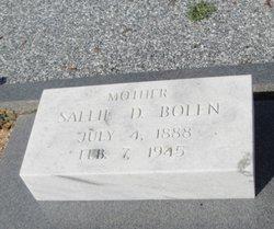 Sallie D. Bolen