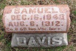 Samuel Melvin Davis