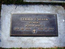 Gerald E. Jerry Allen