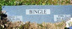 Ethel A. <i>Blanton</i> Bingle