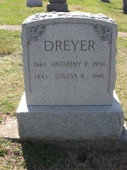 Louisa K. <i>Ege</i> Dreyer