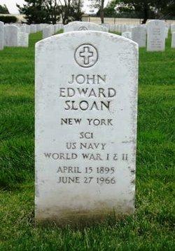 John Edward Sloan