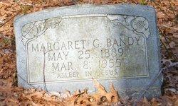 Margaret Geneva <i>Spence</i> Bandy