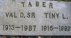 Tiny Loriane <i>Teague</i> Taber