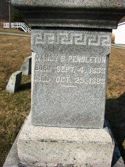 Nancy Baker <i>Abell</i> Pendleton