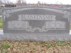 Loretta Elizabeth Betty <i>McPeak</i> Blankenship
