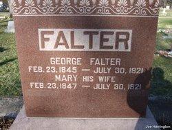 George F Falter