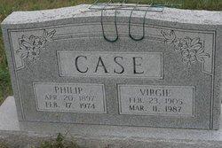 Virgie Mae <i>Ruf</i> Case