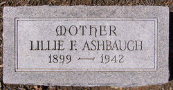Lillie Florence <i>Dickens</i> Ashbaugh