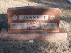 Dorothea <i>Day</i> Barnett
