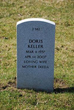 Doris J <i>Fark</i> Keller