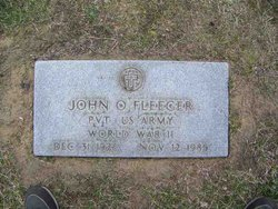 John Orville Fleeger