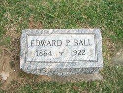 Edward Pressley Ball