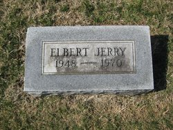 Elbert Jerry Cubbage