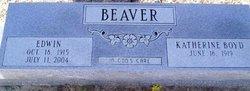 Edwin Duaine Beaver