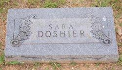 Sarah Bethenia Sara <i>Cusick</i> Doshier