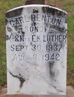 Carl Benton Luther