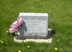 Rosemary Henrietta Albers