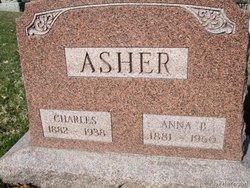 Anna Belle <i>Jay</i> Asher