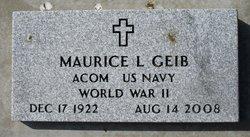 Maurice L Geib
