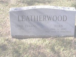 Ferdie Louise <i>Corder</i> Leatherwood