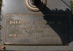 Darrold Eugene Abrams, Jr