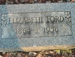 Elizabeth J <i>Forquer</i> Ford
