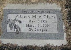 Claris Mae Clark