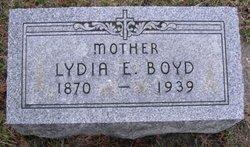 Lydia Elizabeth <i>Shannon</i> Boyd