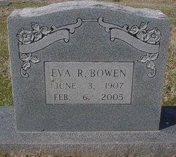 Eva Roberta <i>Lawrence</i> Bowen