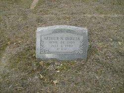 Arthur N DeBusk